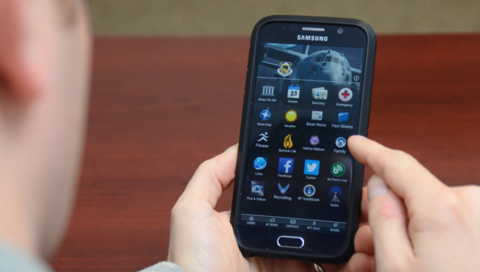 New mobile app launched for 94th AW