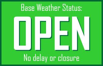 base weather delay