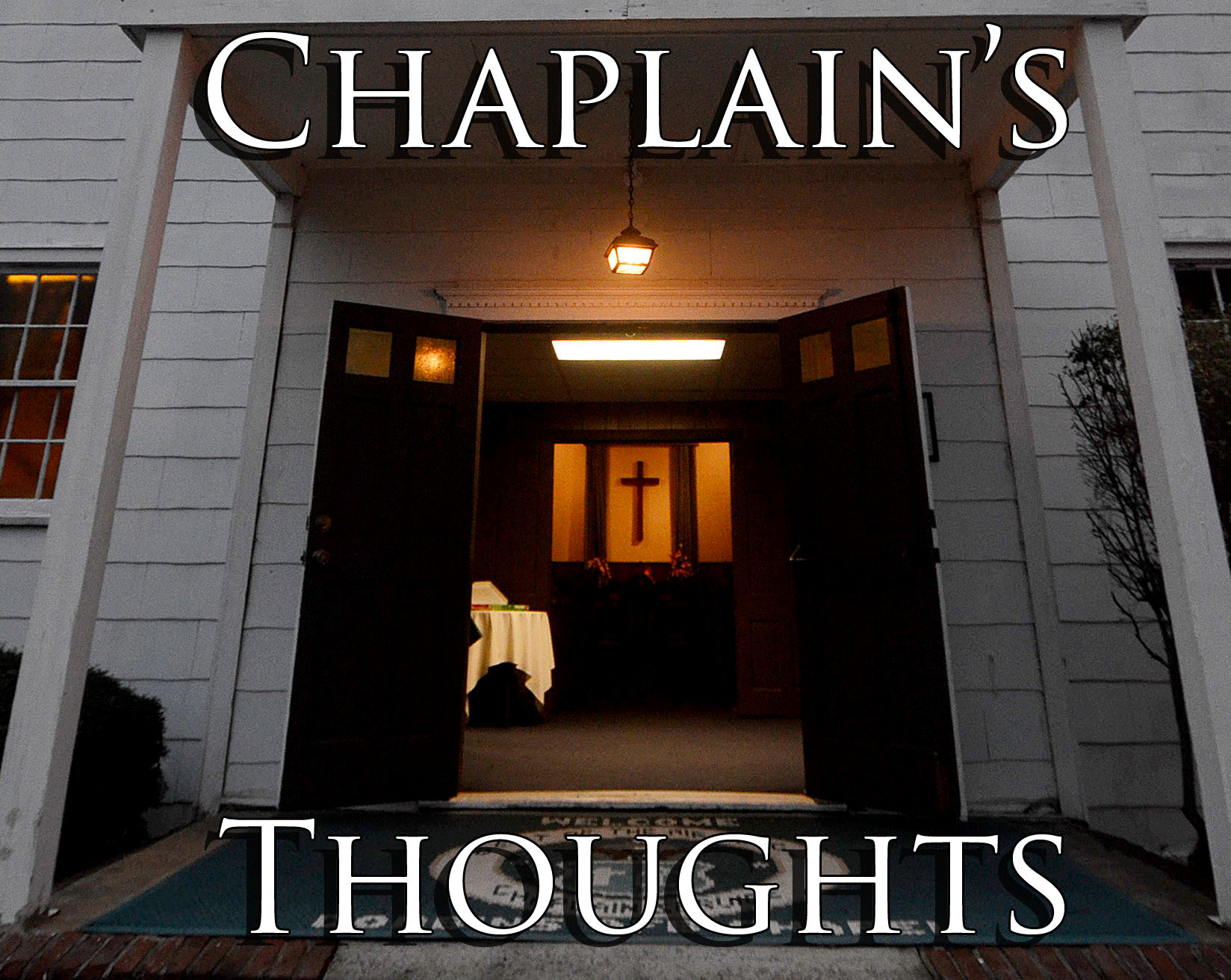 Chaplain's thoughts link
