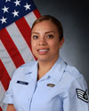 Staff Sgt. Dalia Nesmith